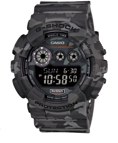 Relógio G-Shock GD-120CM