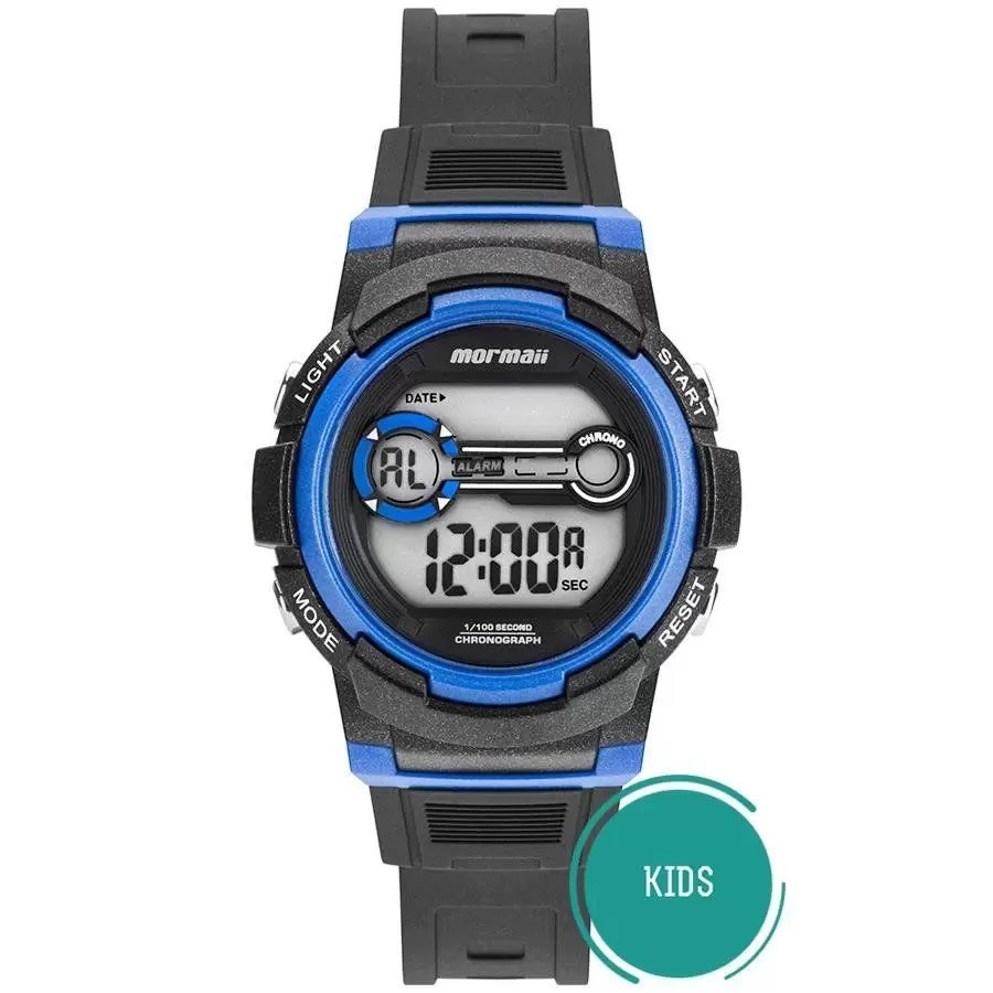 Relógio Mormaii Digital Infantil NXT Masculino MO0200/8A