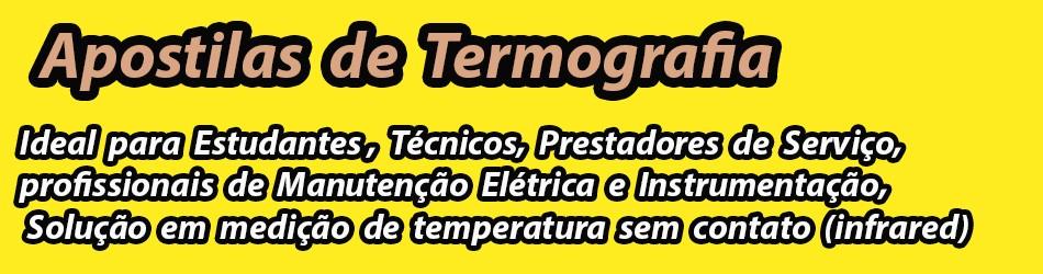 apostilas de termografia nível básico