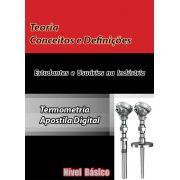 Apostila Nível Básico Digital Termometria Termopares & Pt100