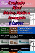 5 Cursos EAD Básico, Médio e Avançado Digital Termopares e Pt100