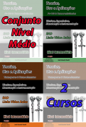2 Cursos EAD Médio Digital Termopares e Pt100