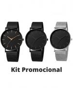 Kit 3 Relógios Prime T12