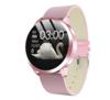 Rose pulseira de silicone 52
