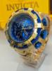 Dourado com Azul 77