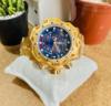Dourado com Azul 78