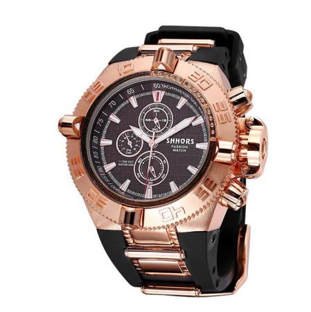 Relógio de luxo Shhors