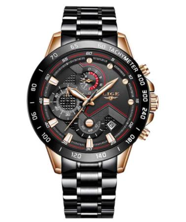 Relógio Lige luxury
