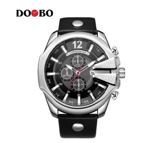 Relógio Masculino Estilo Diesel