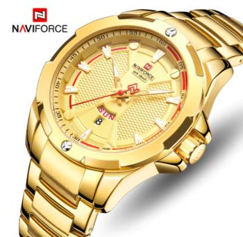 Relógio Masculino Naviforce Stylus