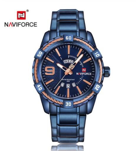Relógio Naviforce Militar Esportivo - 9117