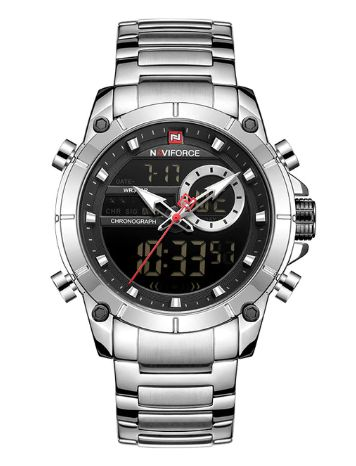 Relógio naviforce N-19 2020