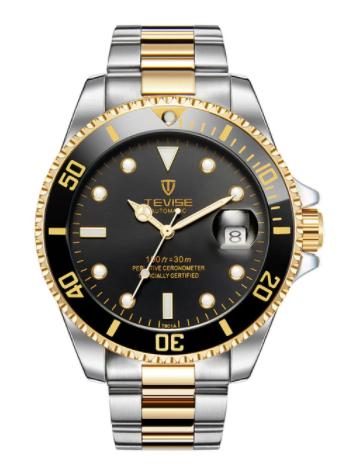 Relógio Tevise Submarine