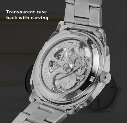 Relógio Winner automático 2020