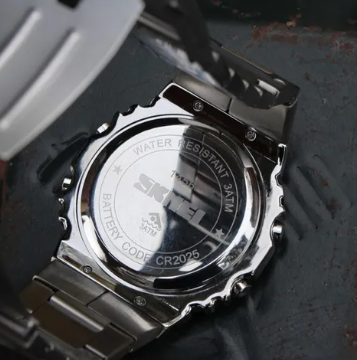 Skmei G-Shock Aço