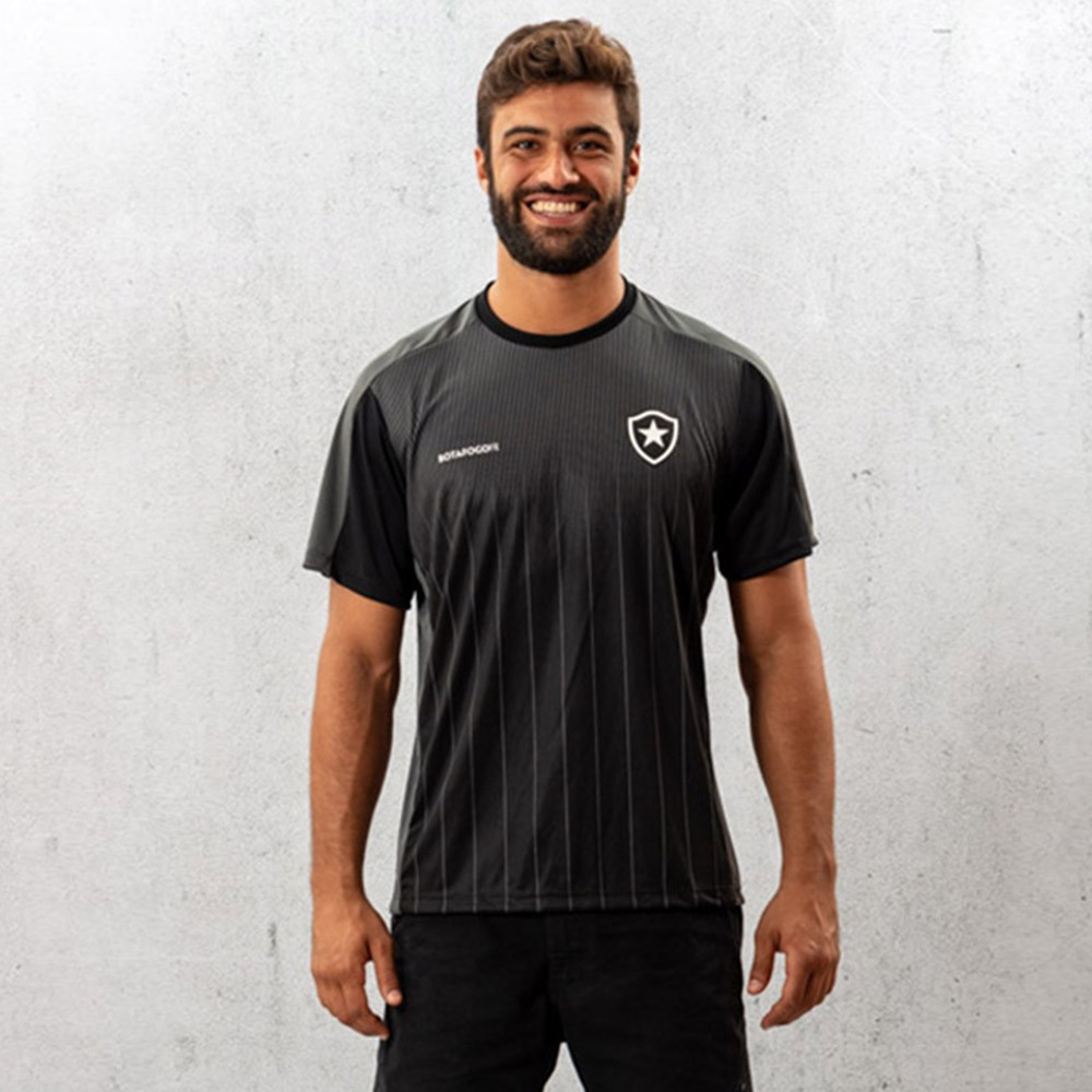 Camisa Botafogo Mesh Masculina