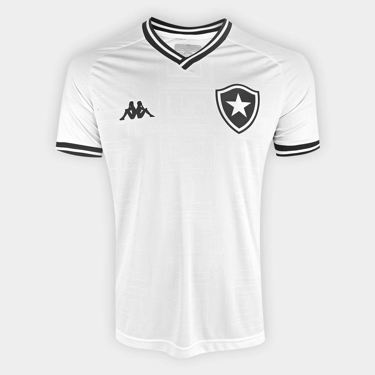 Camisa Kappa Botafogo Oficial III Infantil