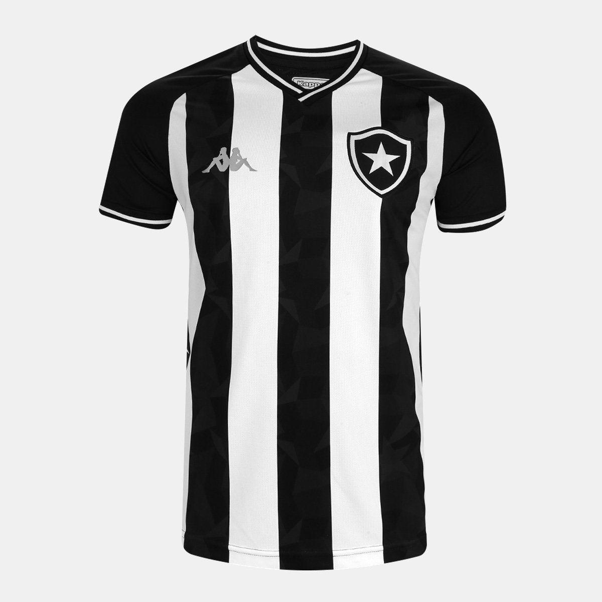 Blusa Kappa Botafogo Oficial I Feminina