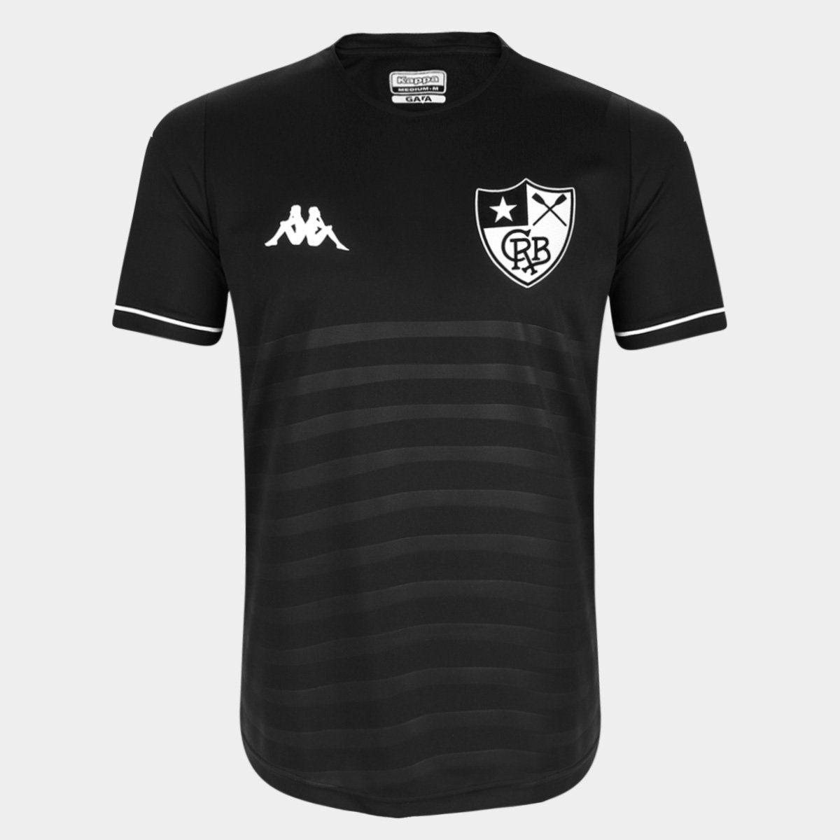 Camisa Kappa Botafogo Oficial II Juvenil