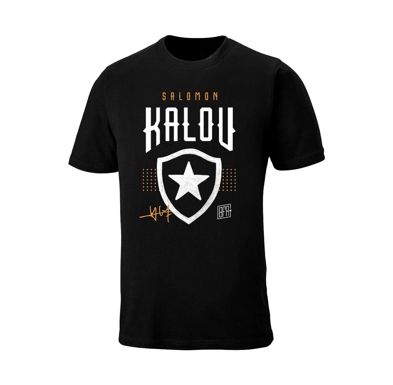 Camiseta Salomon Kalou Infantil
