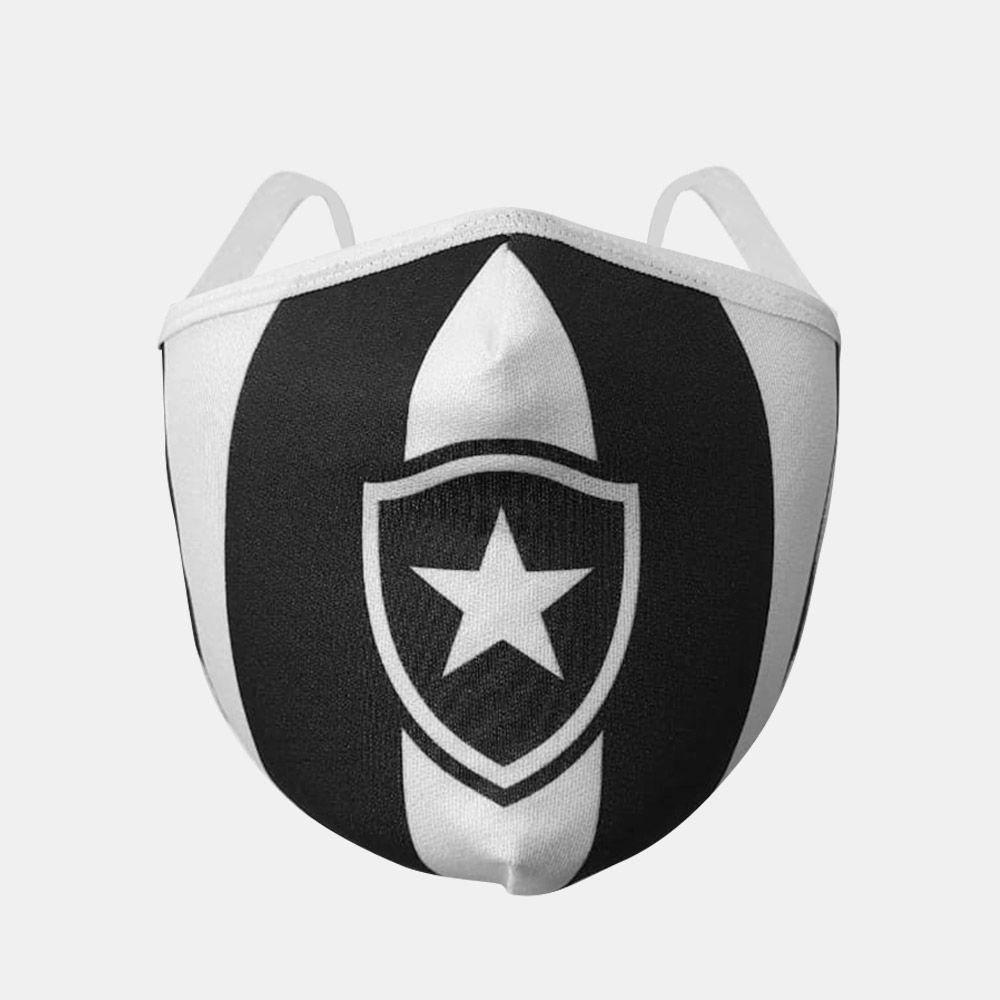 Máscara Botafogo Alvinegra