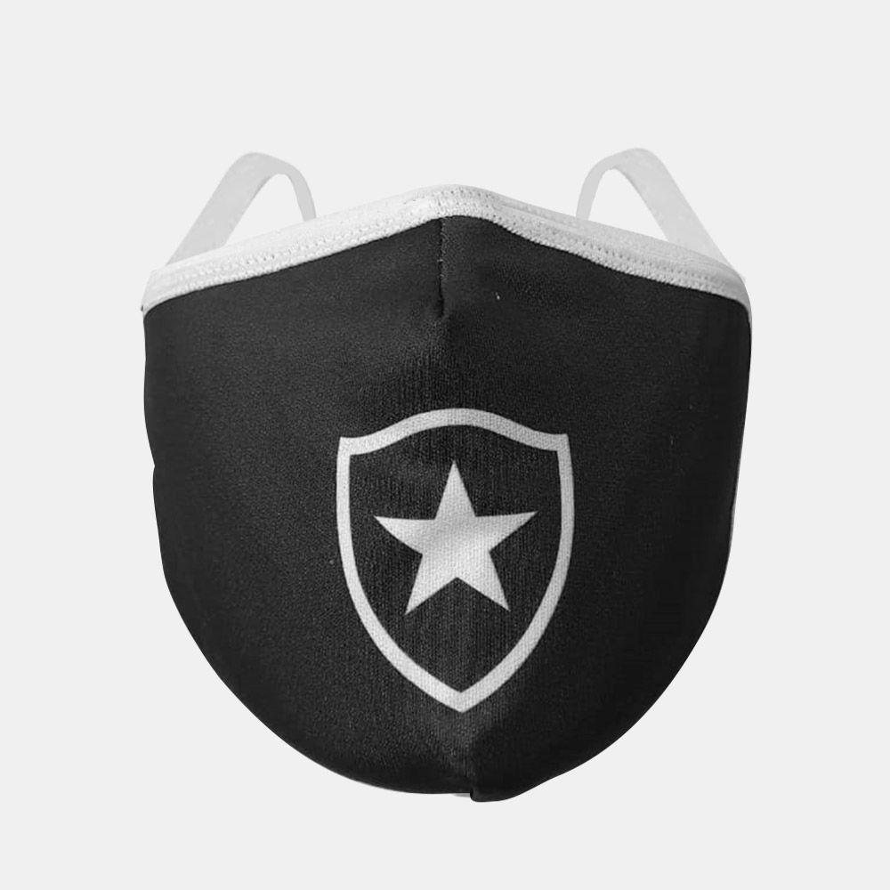 Máscara Botafogo Escudo