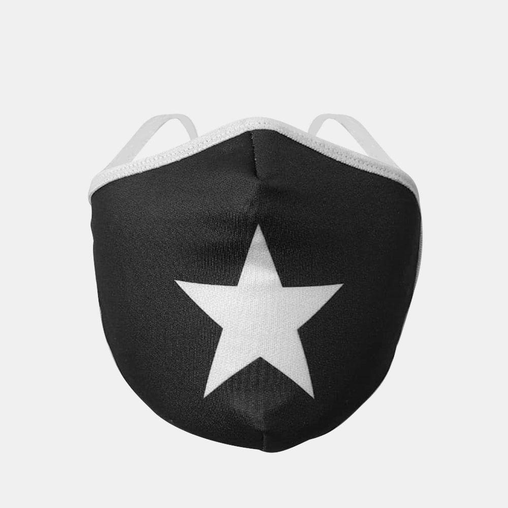 Máscara Botafogo Estrela Solitária