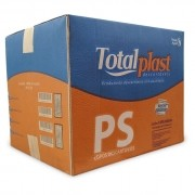 COPO PLAST BRANCO CT-500BR TOTALPLAST 500ML 20X50UND