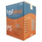 COPO PLAST PS TRANSP CT-180TR TOTALPLAST 180ML 25X100UND