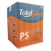 COPO PLAST PS TRANSP CT-200TR TOTALPLAST 200ML 25X100UND