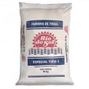 FARINHA TRIGO ESP T1 RIO DO SOL SACO 50KG