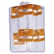 HAMBURGUEIRA ISOPOR EPS TH-02 BRANCA 146X146X68 TOTALPLAST 400UND