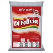 SAL MARINHO GROSSO PENEIRADO IODADO FERROC DI FELICIA SACO 25KG