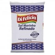 SAL MARINHO REFINADO EXTRA IODADO DI FELICIA 30X1KG