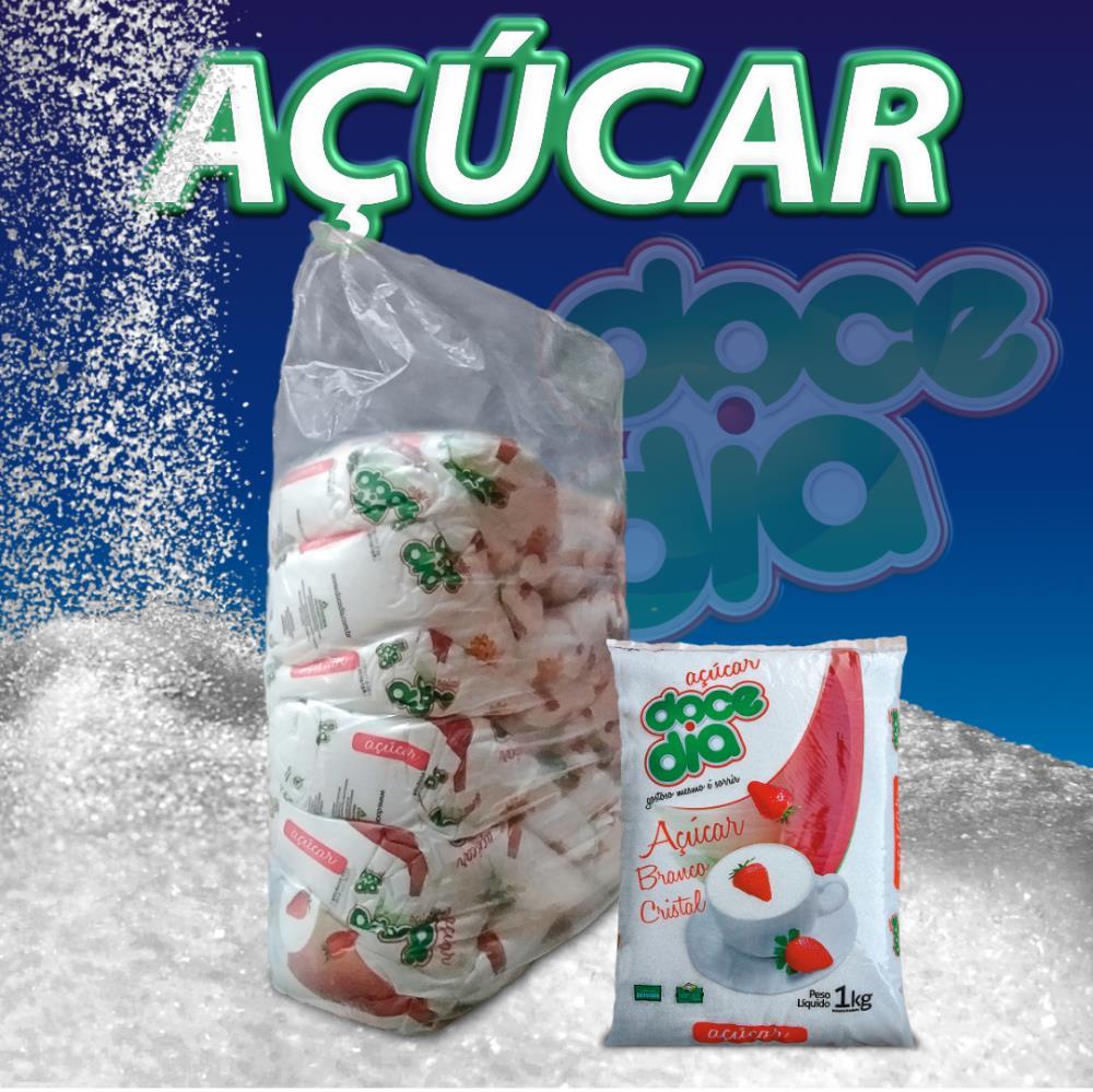 ACUCAR CRISTAL BRANCO ESPECIAL DOCE DIA 30X1KG