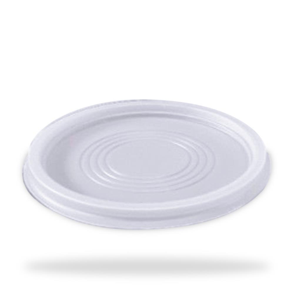 TAMPA PLAST PS BRANCA TP-100BR TOTALPLAST 20X100UND