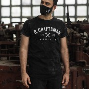 Combo Camiseta B.Craftsman + Máscara
