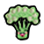 Cor: Brócolis