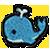 Cor: Baleia