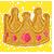 Cor: Coroa de Princesa