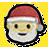 Cor: Papai Noel