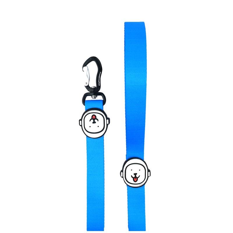 Guia para Cachorro Azul Neon
