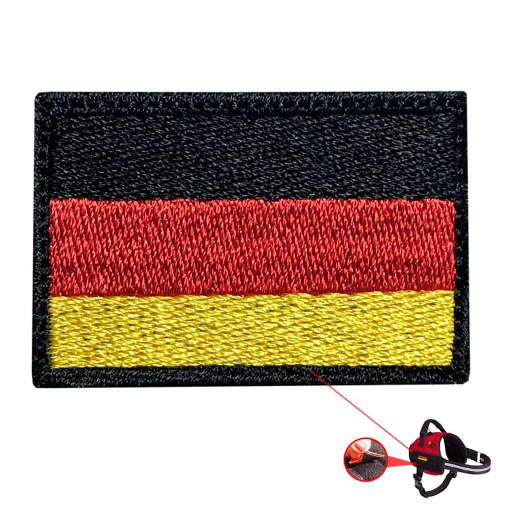 Patch Bandeira Alemanha