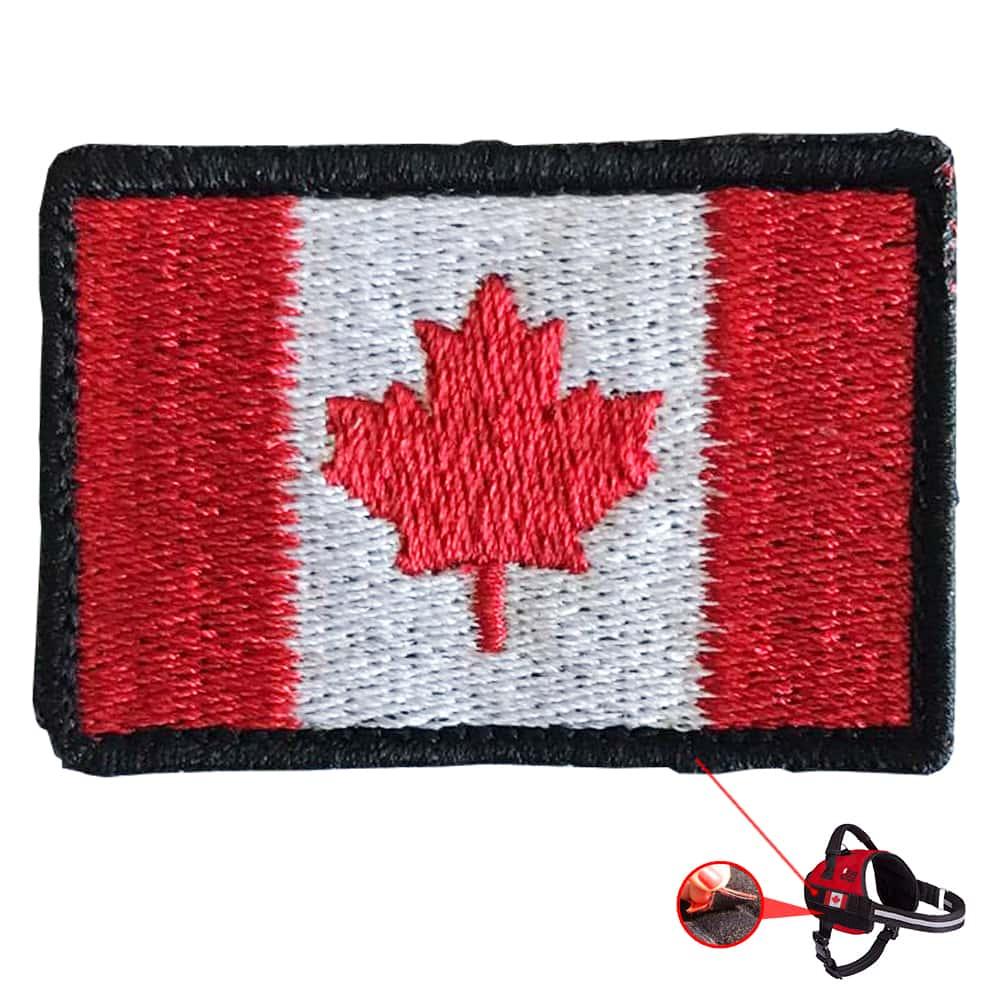 Patch Bandeira Canadá