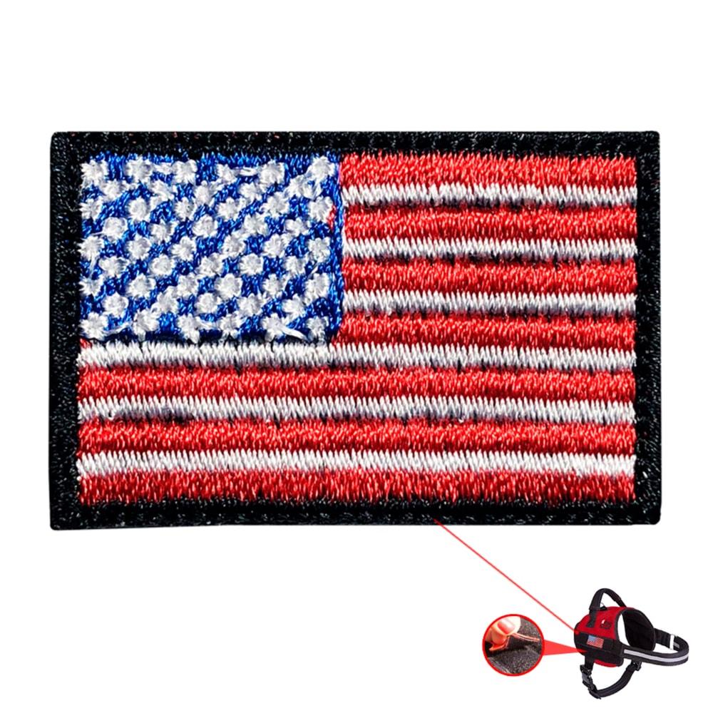 Patch Bandeira Estados Unidos