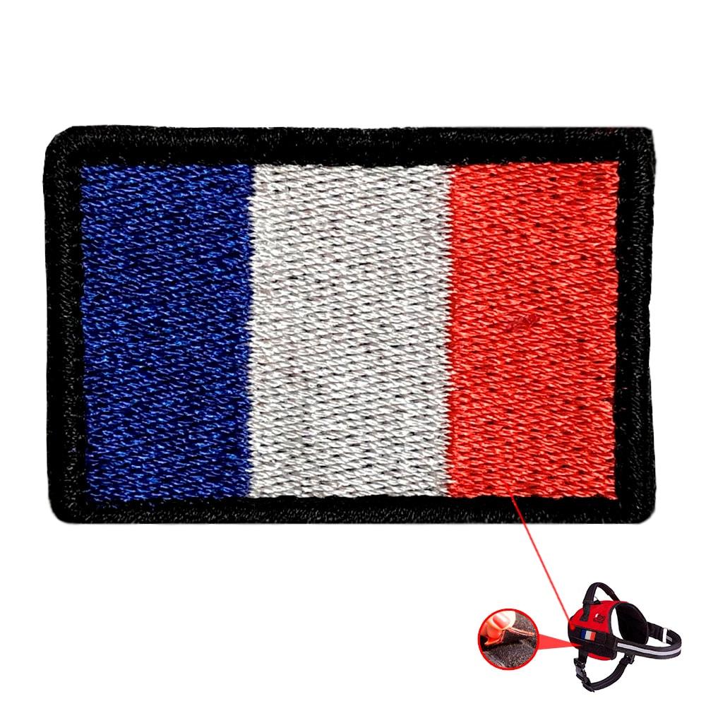 Patch Bandeira França