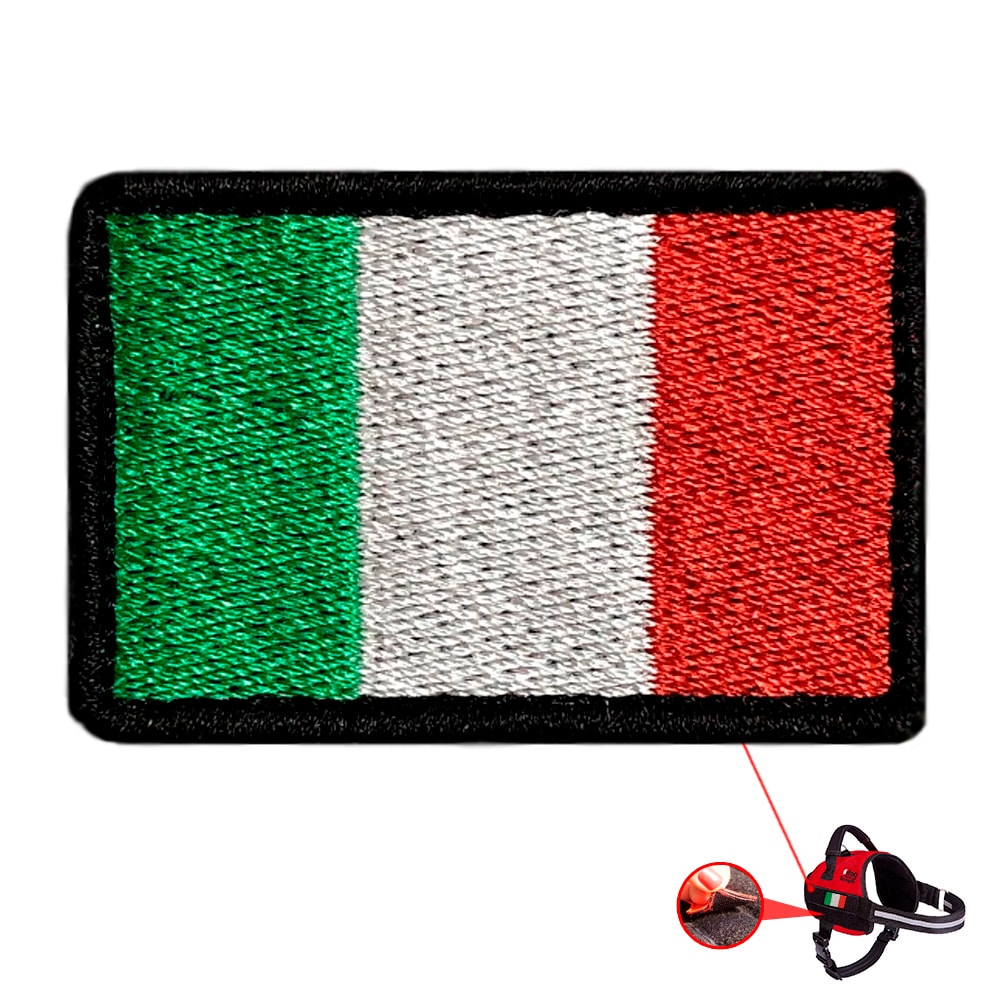Patch Bandeira Itália