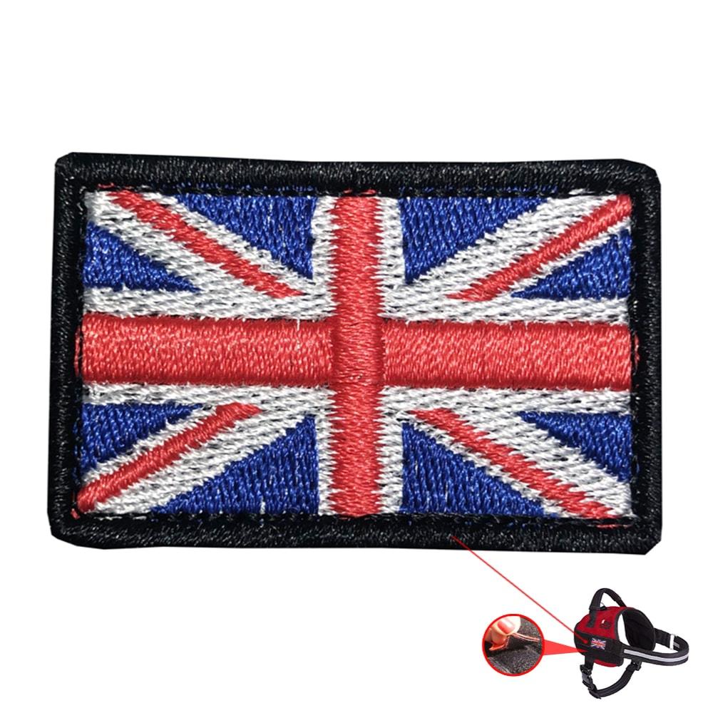 Patch Bandeira Reino Unido