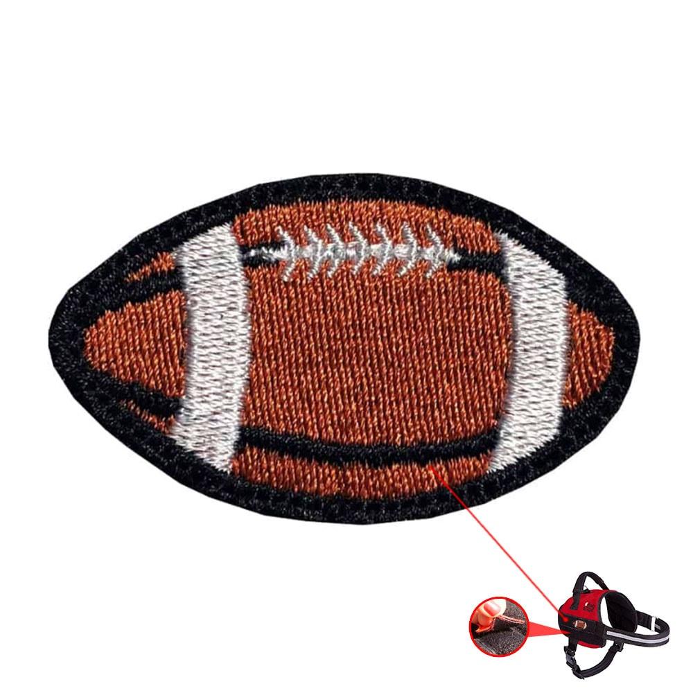 Patch Bola de Futebol Americano