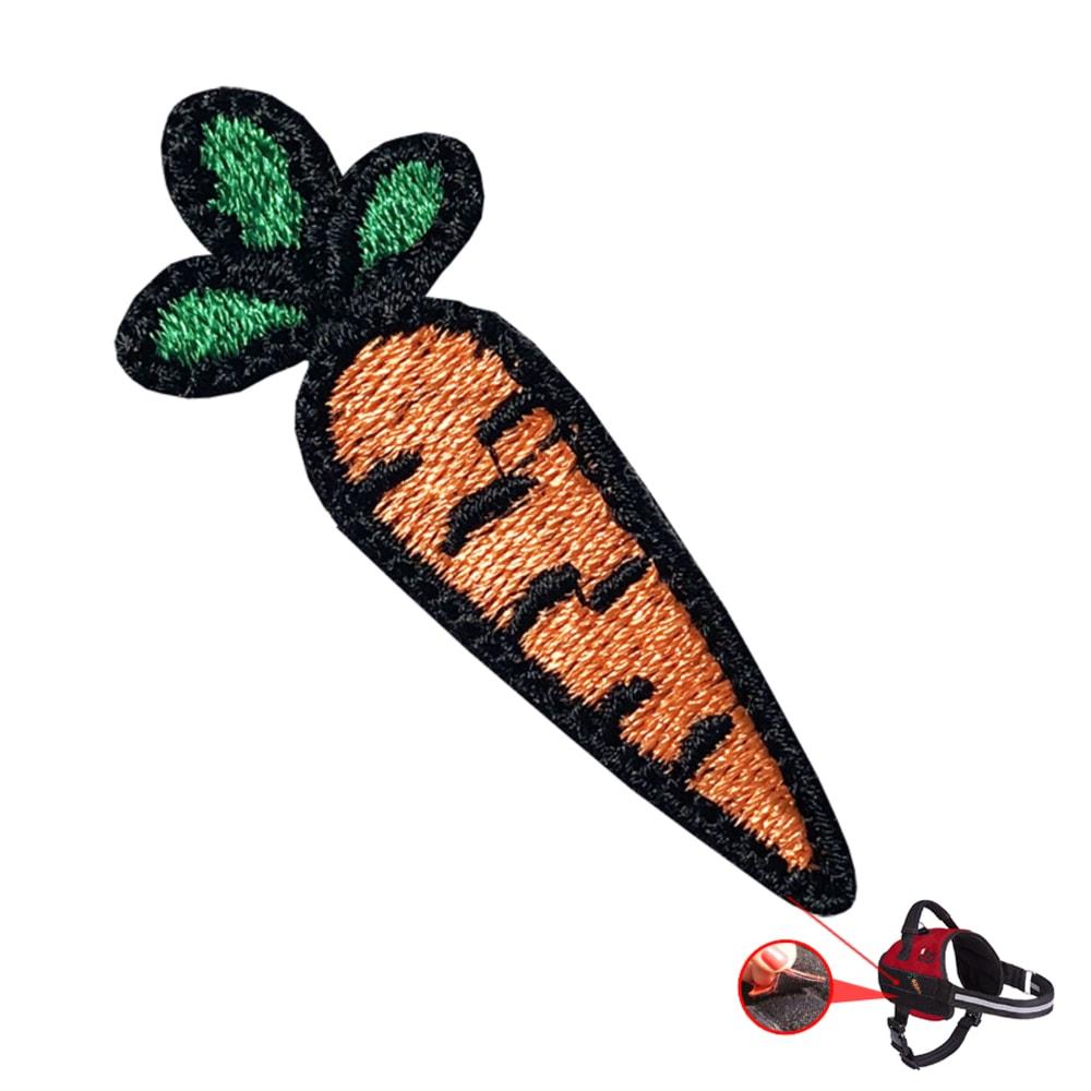 Patch Cenoura